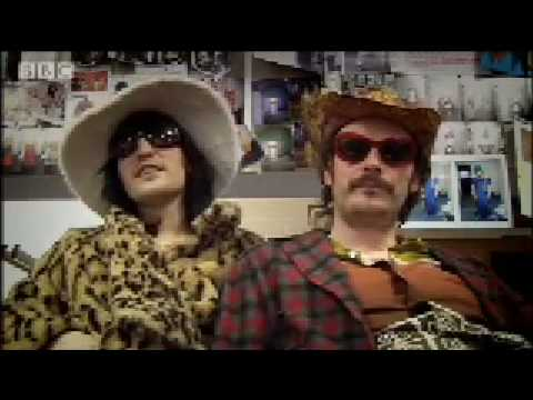 Extra: Into the Zooniverse - Mighty Boosh - BBC Comedy Extra
