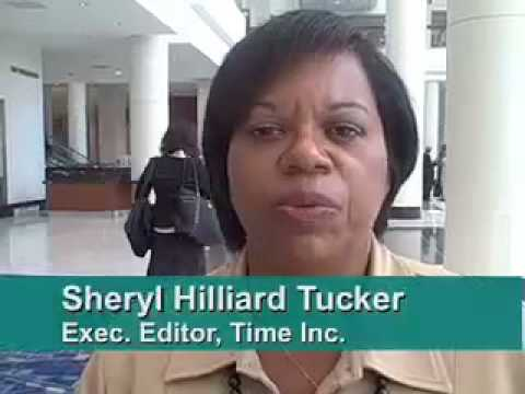 Poynter's Jill Geisler Talks with Time Inc's Sheryl Hilliard Tucker on Leadership Skills and Values