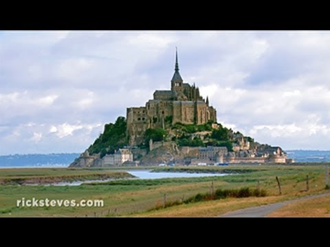 Normandy, France: Mont St. Michel