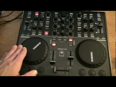 Reloop Digital Jockey 2 Interface edition Video 3
