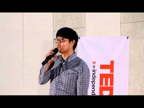 TEDxEwha - Geunchan Lee - A Happy Martian