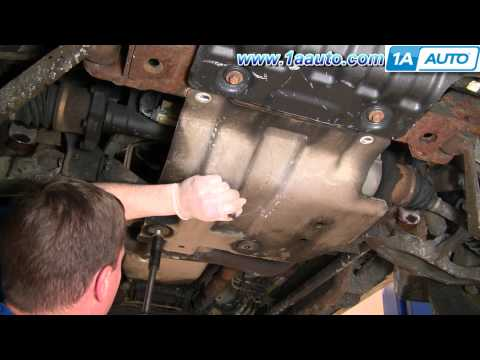 How To Install Replace 4x4 Axle Actuator Chevy Silverado GMC Sierra 1999-06 - 1AAuto.com