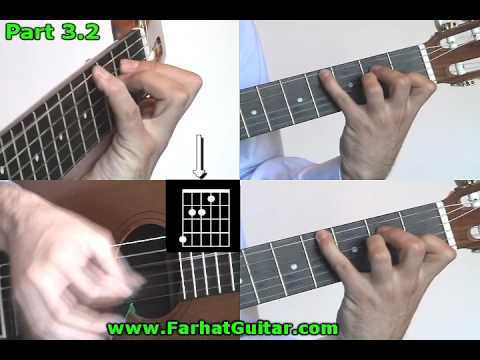 While My Guitar Gently Weeps The Beatles  Guitar Cover Part 5 www.Farhatguitar.com
