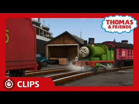 Thomas & Friends: Being Percy - US
