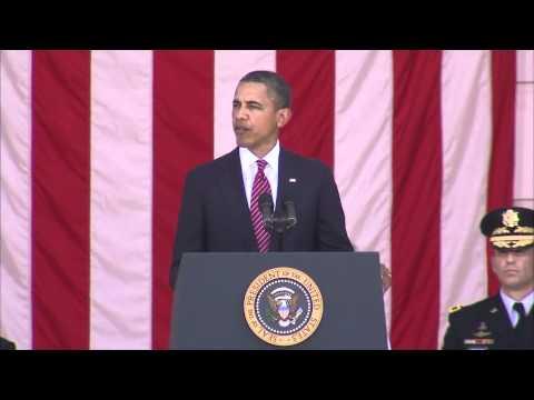Obama, Romney Honor Nation's Fallen