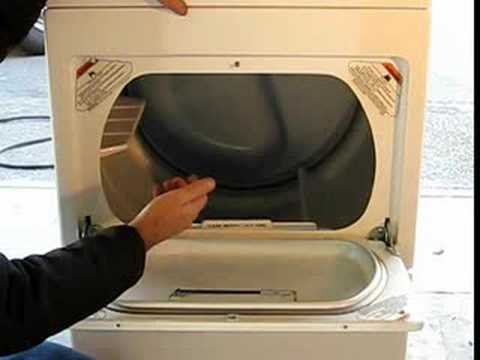 KENMORE DRYER REPAIR VIDEO 17