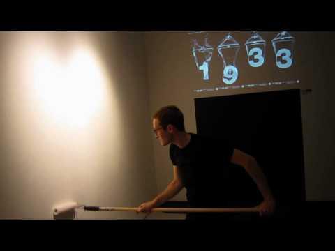 Watching Paint Dry, a Performance by Kirstin Huber, Louis Liu, Kevin Wang