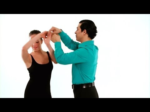 Merengue Dance Steps: Tunnel | How to Dance Merengue