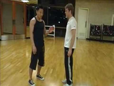 Wing Chun - Side Neutral Stance (basics) part 2