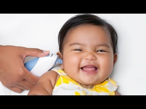 How to Take an Infant's Temperature | Baby Care