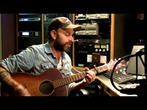 Ben Nichols of Lucero Performs in Our Studio