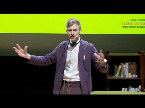 TEDxTokyo   ジェイコブ・ルーセンスキー 05/15/10 (日本語)