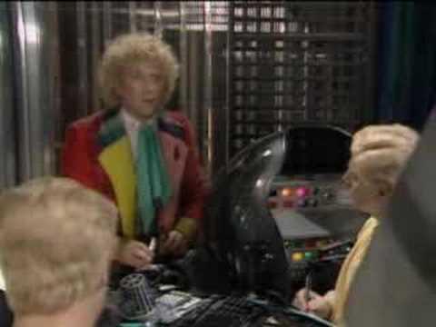 Interruption - Dr Who - BBC sci-fi