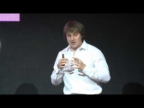 7 challenges to become Global: Maxim Chebotare at TEDxKapranovaSt