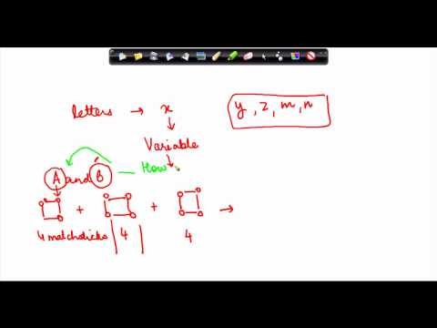 Mathematics Class VI - Algebra introduction