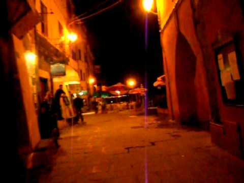A Late-Night Walk through Vernazza