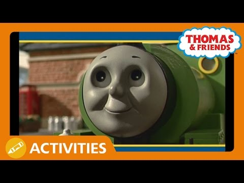 Thomas & Friends: Percy's Story
