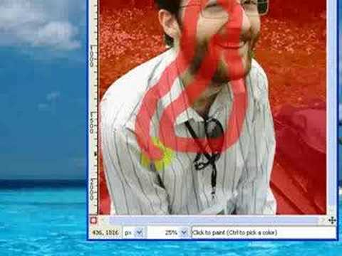 Gimp Tutorial: How to blur backgrounds on portraits
