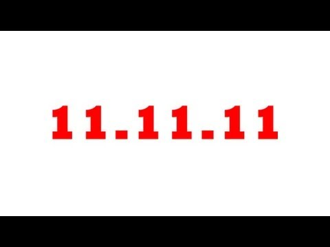 11.11.11 - Numberphile