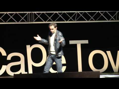 The power of anonymity:  Alan Knott Craig at TEDxCapeTown