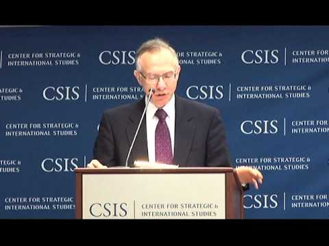 Video Highlight: Harvey Fineberg Speaks at CSIS
