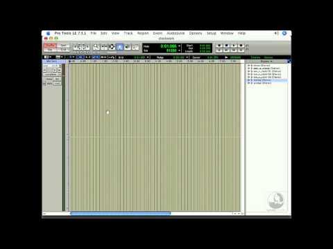 Pro Tools: Using the Region bin to assemble audio | lynda.com