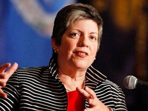 Napolitano: Complacency A Threat to US Security