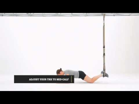 TRX® Weekly Exercise: TRX Body Saw