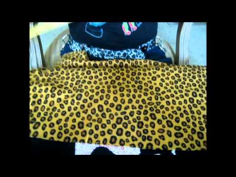 D.I.Y. Tutorial: How I make a pencil skirt with a t-shirt by BettieJoe88 PART 2