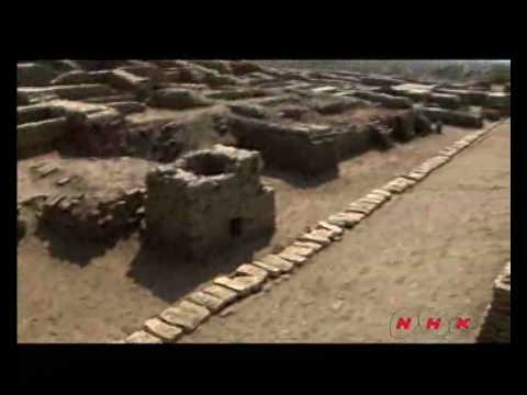 Archaeological Ruins at Moenjodaro (UNESCO/NHK)