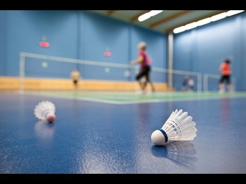 Jump Smash Shot | How to Play Badminton