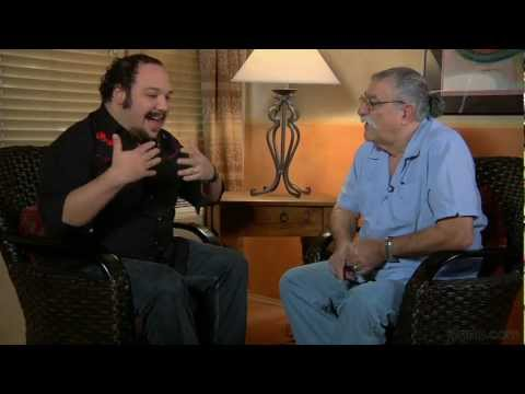 lynda.com documentary | Mexopolis, Animation Studio—Jorge interviews Sergio Aragonés