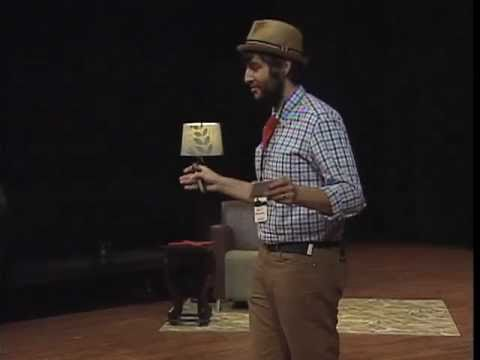 TEDxLansing-Jake Pechtel-A Series of Flats and Sharps: The Wisdom of a Cool (Old) Jazz Man