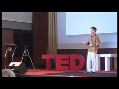 TEDxITT - Suyanto - Artificial Intelligence for Indonesia