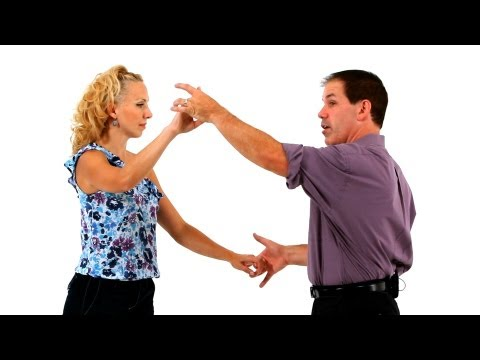 How to Do Underarm Turn with Hand Change | East Coast Swing | How to Swing Dance