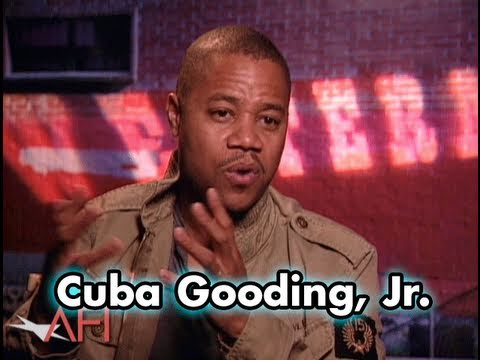 Cuba Gooding, Jr. On BUTCH CASSIDY AND THE SUNDANCE KID