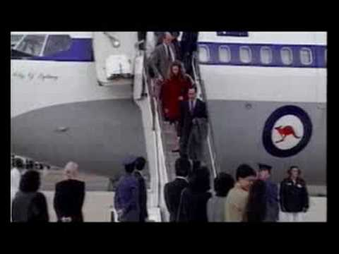 RAAF - Boeing 707 Farewell Part 1