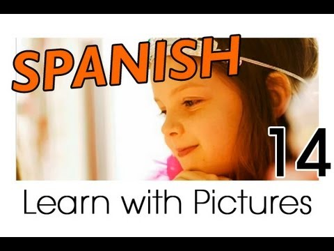 Learn Spanish - Spanish Fairy Tale Vocabulary