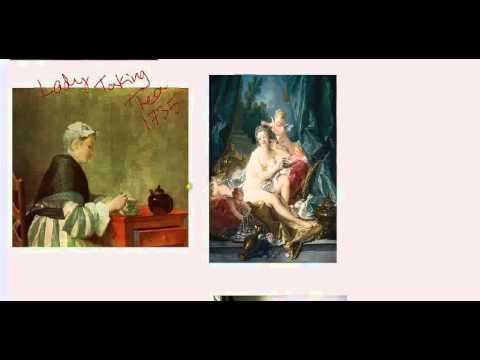 ARTH207 - Jean-Baptiste-Simeon Chardin: Rococo with Restraint