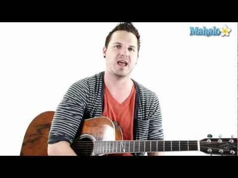 "How to Play ""Flake"" by Jack Johnson on Guitar"
