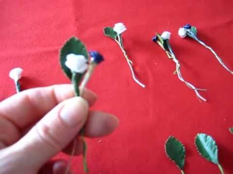 Valentine-flower bouquets