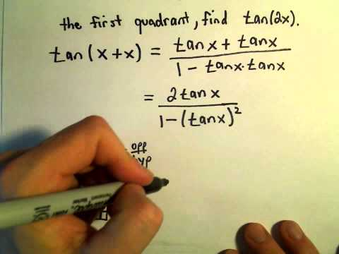Using the Sum and Difference Identities for Sine, Cosine and Tangent, Ex 1