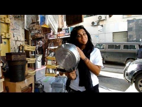 Arabic Bread Pan- Jenin Palestine