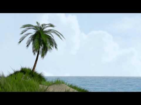 Island test render 2