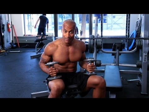 How to Do a Chest Workout | How to Work Out at the Gym