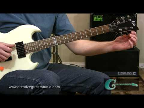 Guitar Lesson: Alternate & Open Tunings