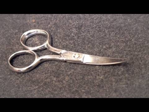 Quickies: Embroidery Scissors, Cutting Tools 101