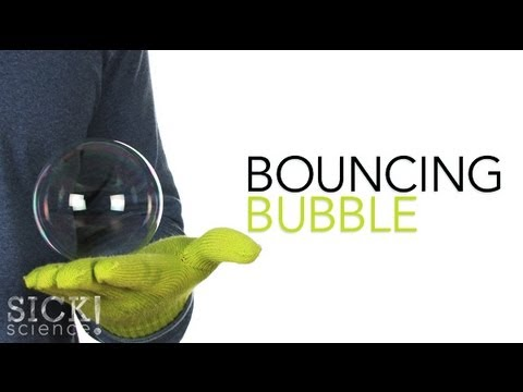 Bouncing Bubble - Sick Science! #099