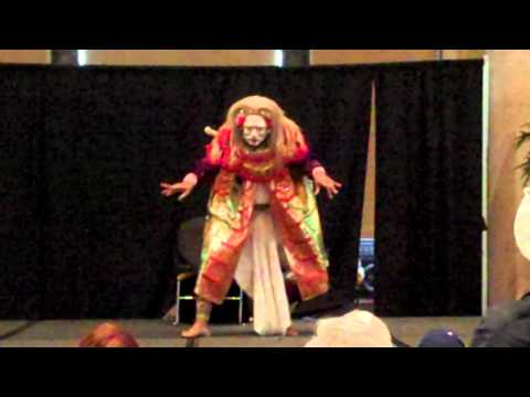 Balinese Mask Dance (4/3/11) - Part II