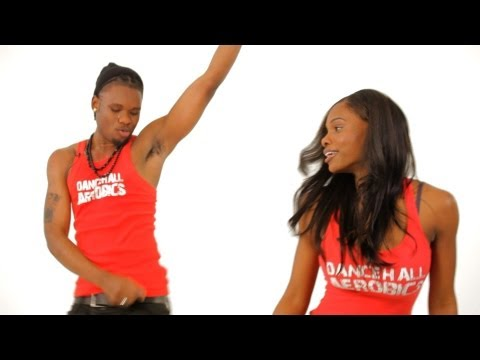 How to Do the Zip It UP | How to Dance to Reggae Dancehall